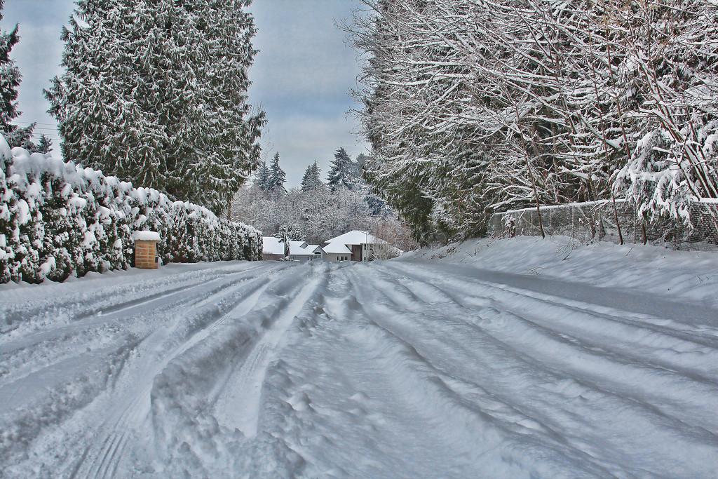 Snow HDr 2014