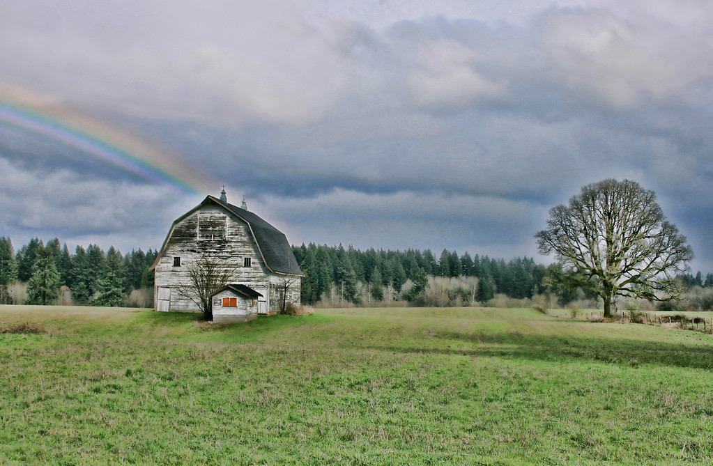 CountryBarn with Rainbow