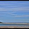 Alsea Bay Meets the Sea