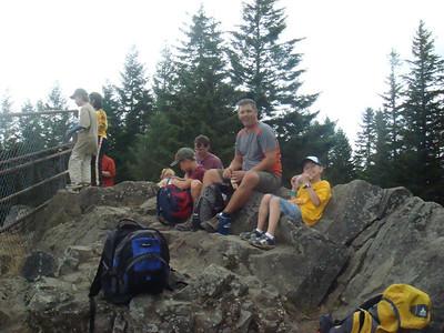 Green Mountain Hike - Aug 22