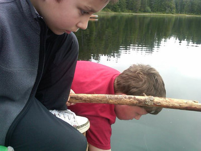 Twin Lakes Camp-out 2011