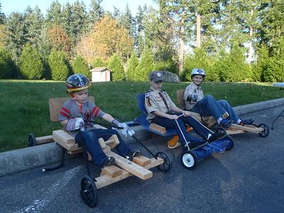 Cub Mobile Races Sept 30