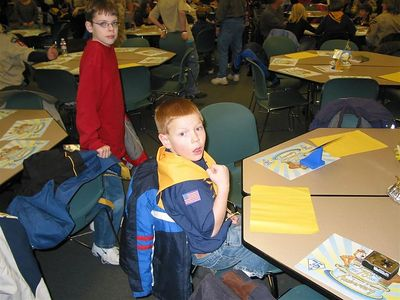 Blue and Gold 2005