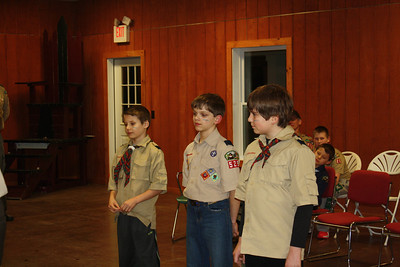 2014 Pack 529 Arrow of Light