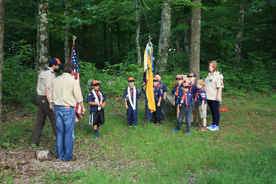 Pack 528 Moving Up 2014