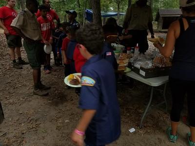 Trailblazer Camping 2017