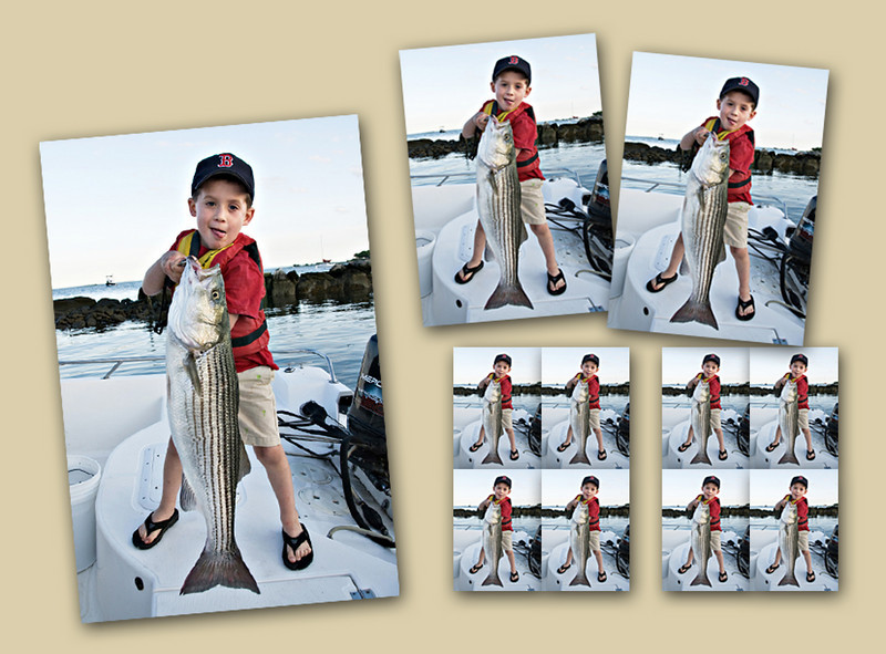 """YOUR Portrait Pick"" -- (1) 8 x 12, (2) 5 x 7, (8) wallets -- $40.00 (single-image, luster paper)<br /> Here is a way to buy your favorite portrait and save ... save ... save. Get a beautiful big one for yourself, have two to give to grandparents and eight wallet prints to brag with."