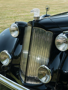1938 Packard Super 8 Sedanca de Ville