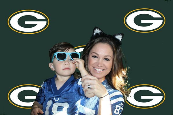 Packers Colts Party