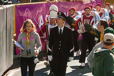 Packers Lions 2013 UW Band