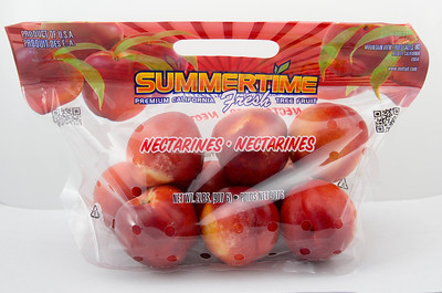 2lb. Pouch Bag Nectarine (10/master)