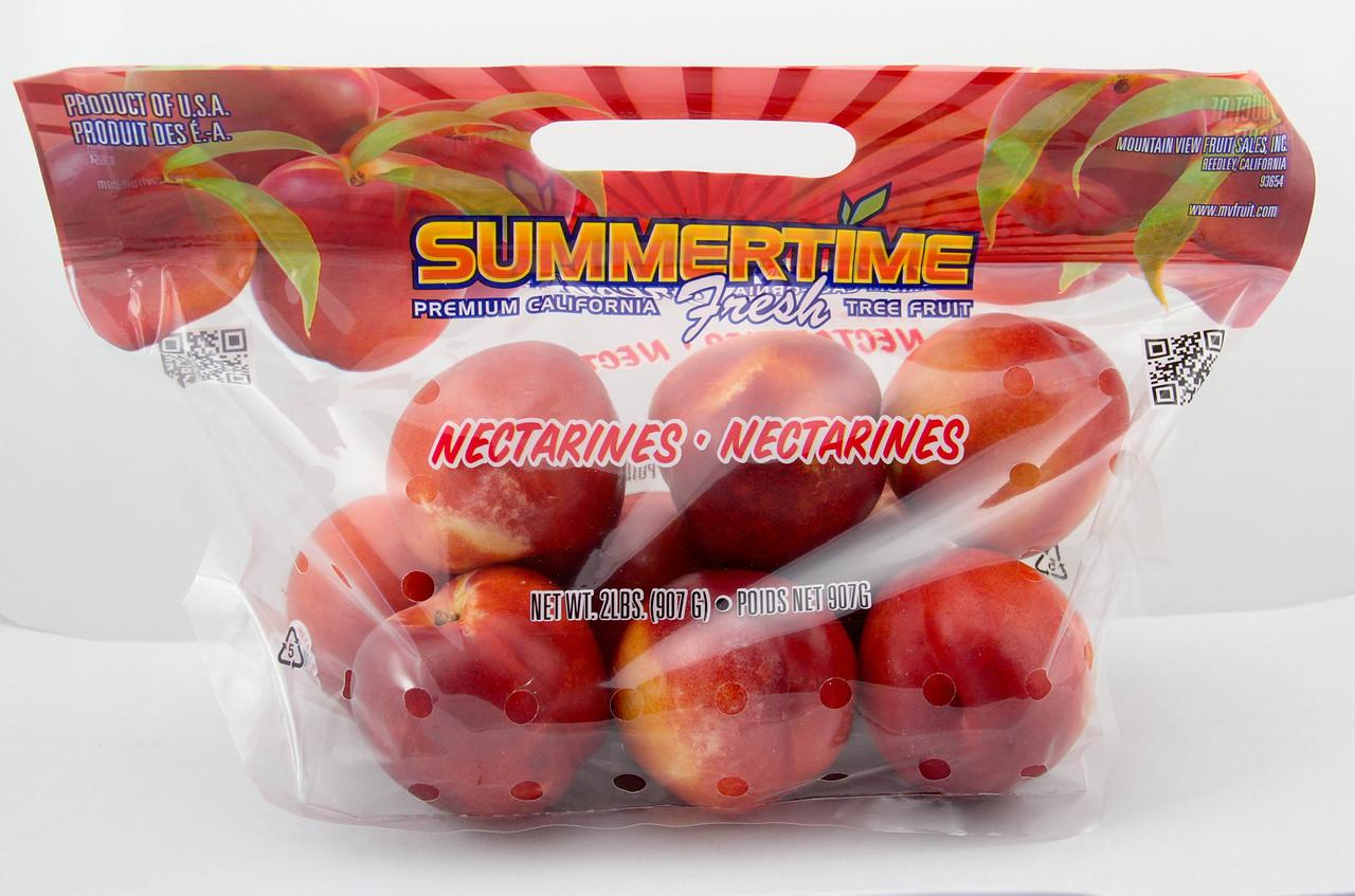 2lb. Pouch Bag Nectarine (10/master)