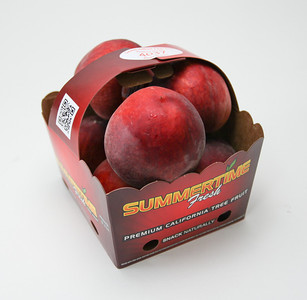 2lb. Picnic Basket Peach