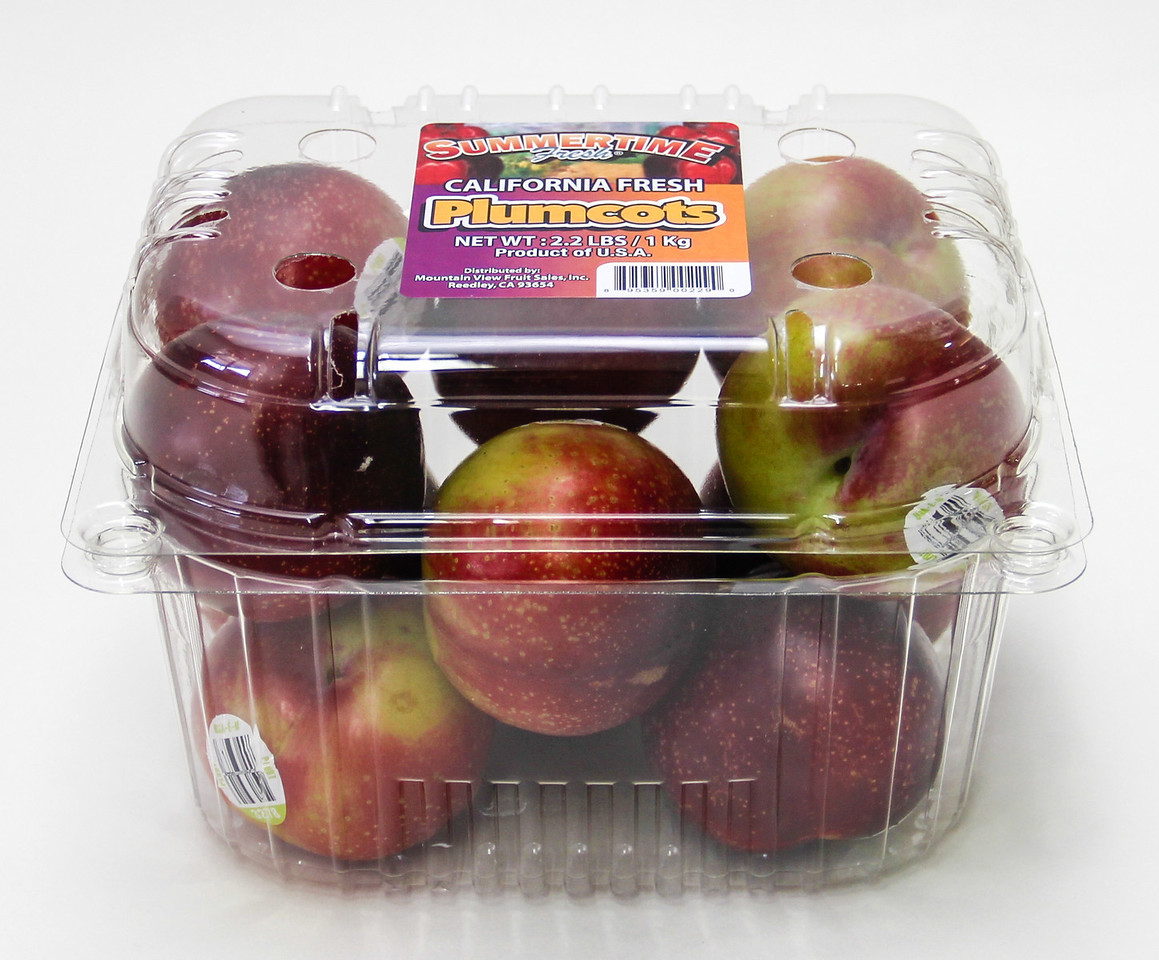 2.2 lb. Plumcot Clamshell (10/master)