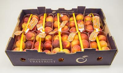 Summertime Peach 2.2lb. Punnet Pack Master