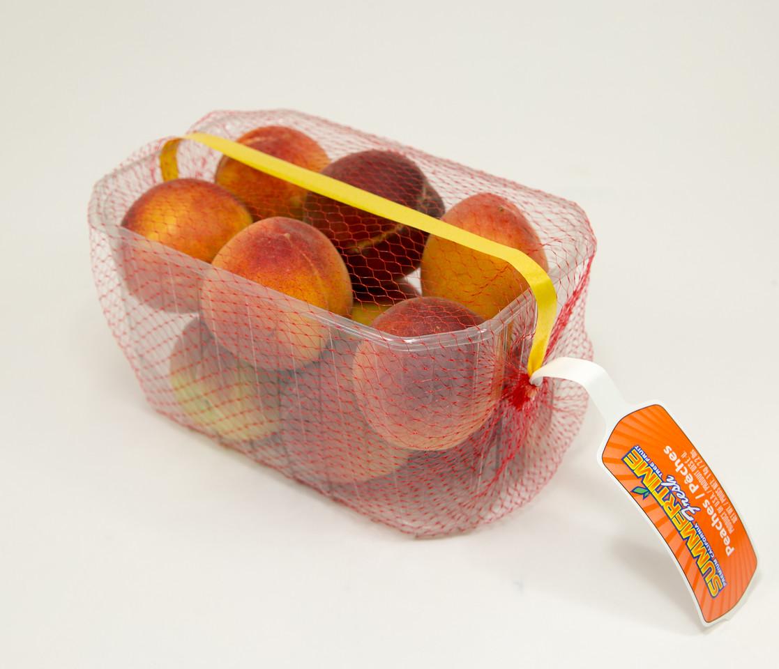 Summertime Peach 2.2lb. Punnet Pack