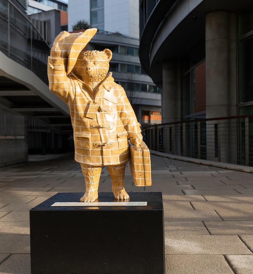 Brick Bear