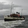 Waverley departing Rothesay