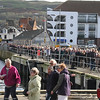 Crowds at Largs for Waverley's last day of 2011
