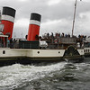 Waverley departing Rothesay