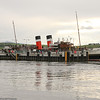 Waverley leaving Largs