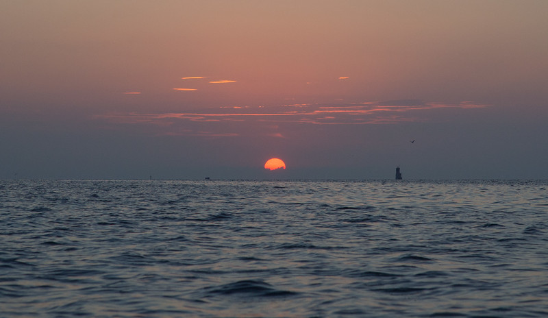 Sunrise Paddle
