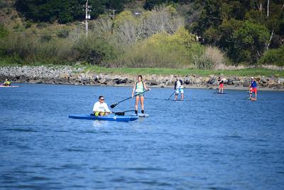 2015 Marin Brewing Company Paddleboard Race