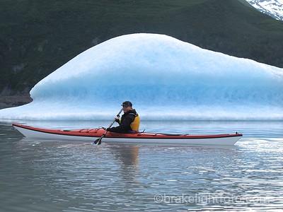 Valdez Glacier Lake