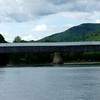Cornish-Windsor covered bridge - the longest in the U.S.