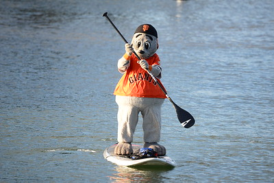 Giants Paddle Race June 1