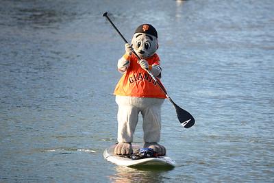 Giants Paddle Race June 1
