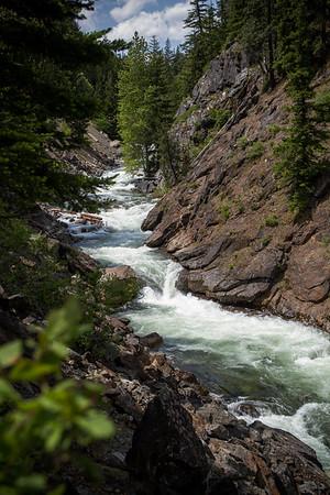 Nason Creek Scouting Mission