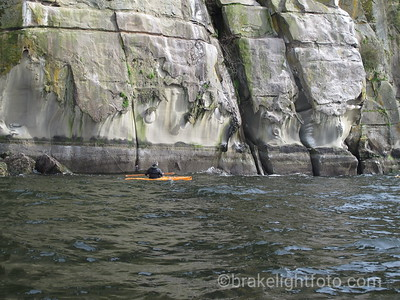 Sea Kayaking Gabriola Island