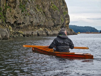 Sea Kayaking Gabriola Island