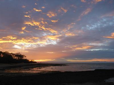 Sundown Paddle
