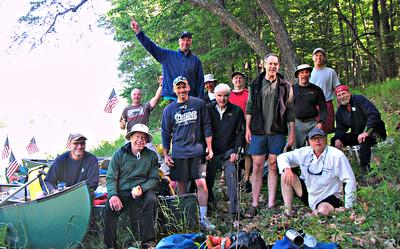 Susquehanna, West Branch (May 22-25, 2015)