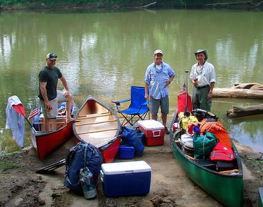 Upper Potomac (May 28-30, 2010)
