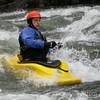 C1 Whitewater Canoeist