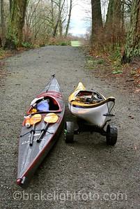 Kayak Portage