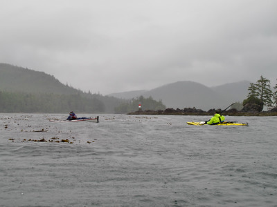 Passing Hanna Point