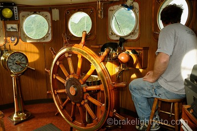 The Uchuck Wheelhouse