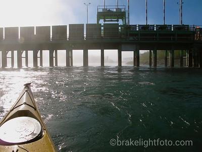 Lewes River Dam