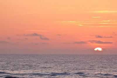 North Padre Island Sunrise