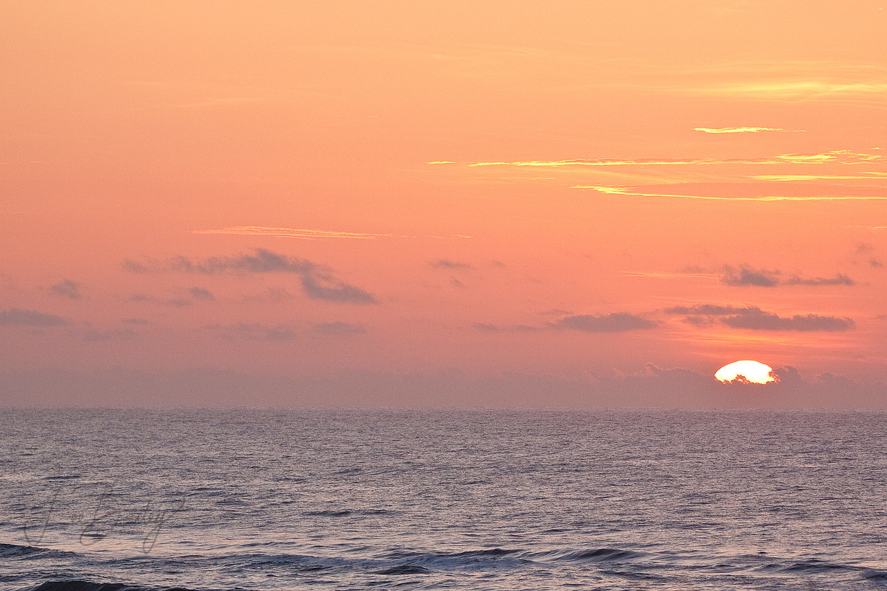 North Padre Island Sunrise