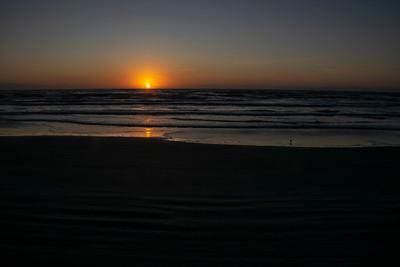 Sunrise and Sand