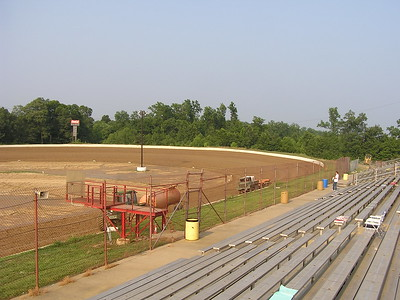 I first went to Paducah back in 2005 for a UMP Summer Nationals late model race.