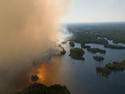 Pagami Creek Fire (MN, 2011)