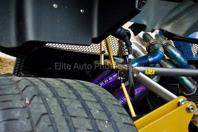 Huayra Exhaust