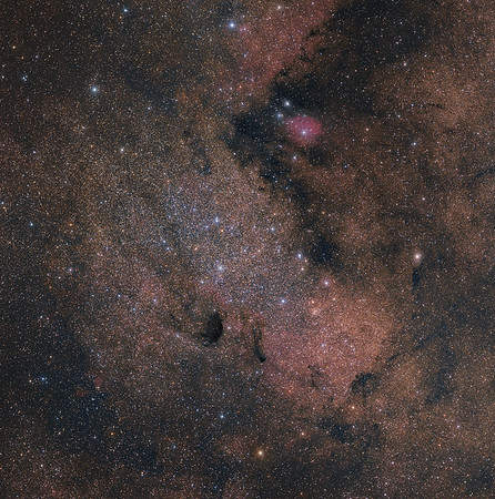 Small Sagittarius Star Cloud