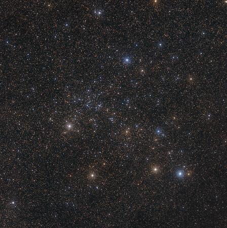 IC 4756 Graffs Cluster